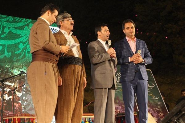 دومین شب فرهنگی کردستان با استقبال پایتخت نشینان برگزار گردید
