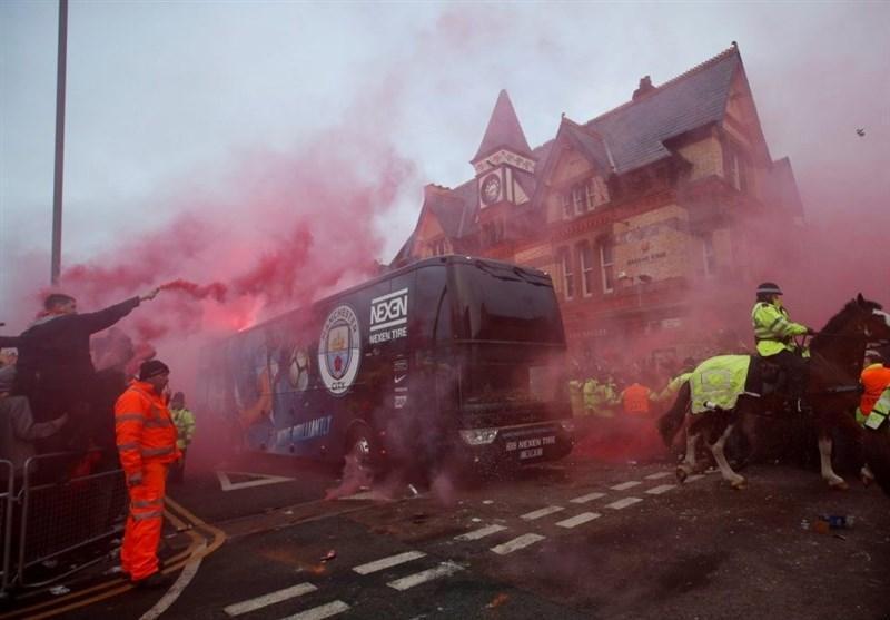 فوتبال دنیا، منچسترسیتی در اتوبوس تیم دوربین های مداربسته نصب می نماید!