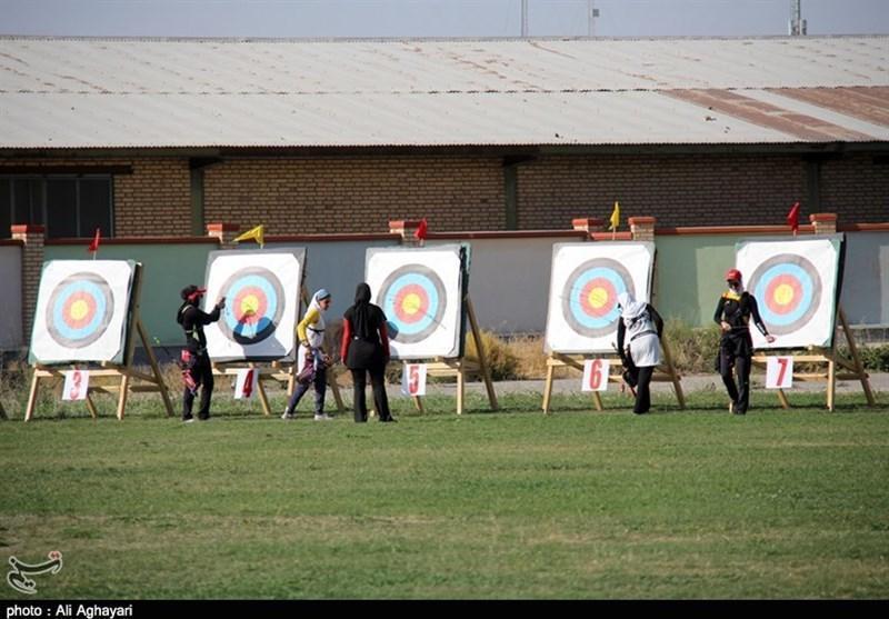 مسابقات تیراندازی با کمان دانشجویان کشور برگزار می گردد