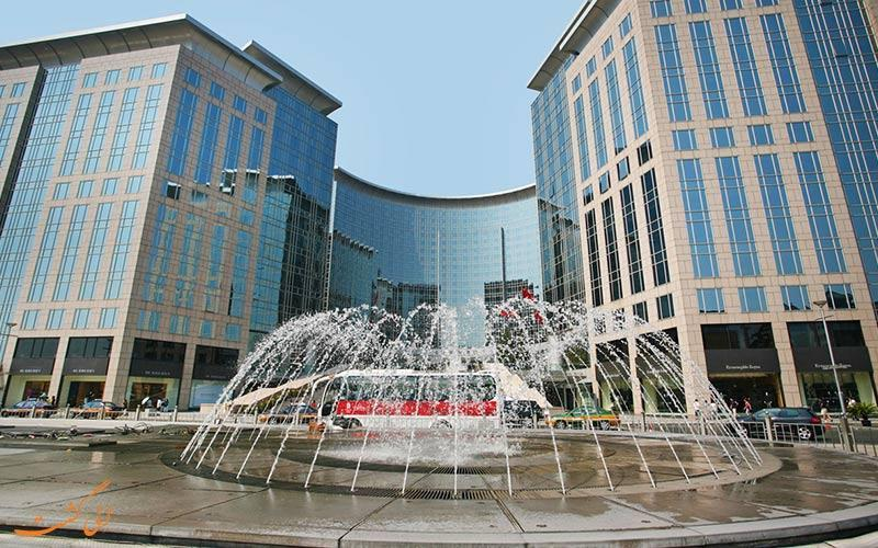 آشنایی با مرکز خرید پلازای شرقی پکن