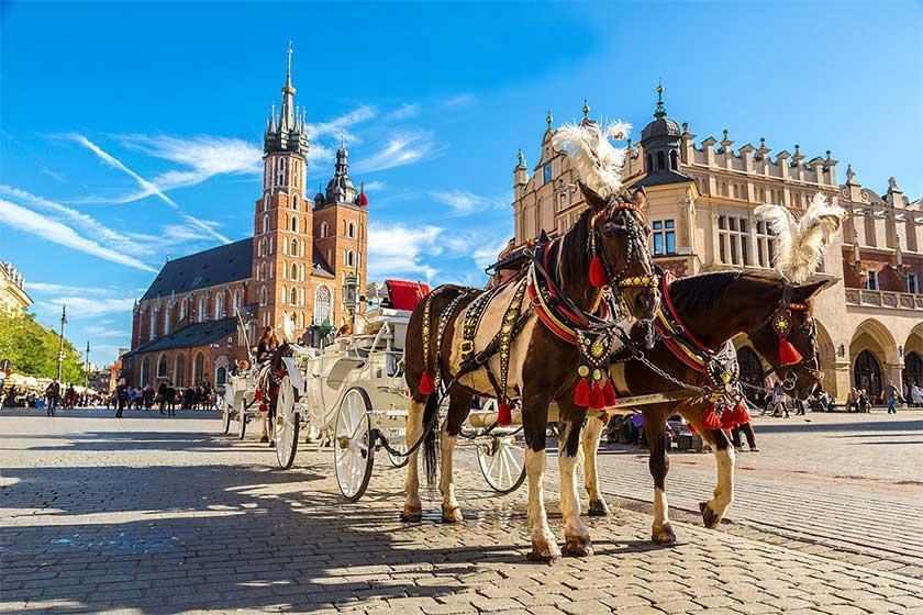 چگونه ویزای لهستان بگیریم؟