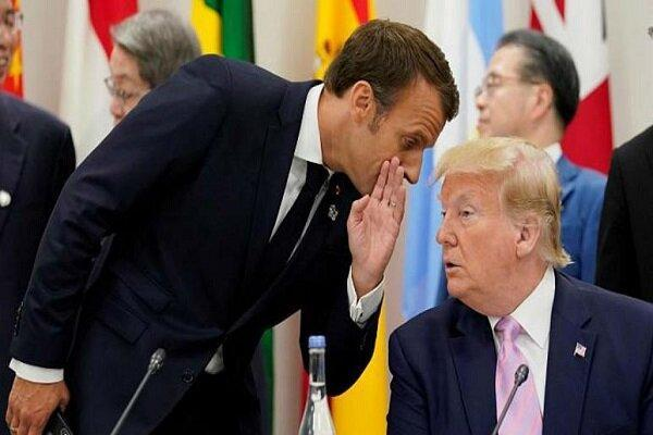 جی7؛ دوئل ماکرون و ترامپ بر سر برجام یا همراهی برای فشار بر تهران