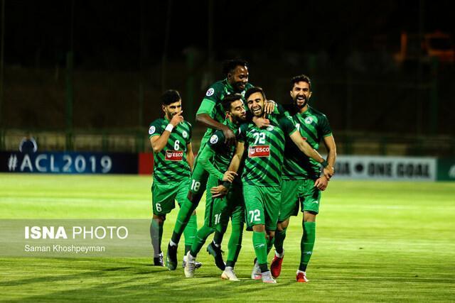 احتمال مصاف ذوب آهن و برانکو در یک چهارم نهایی لیگ قهرمانان آسیا