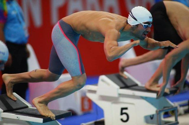 راهیابی دو شناگر معلول ایران به فینال 100 متر قورباغه قهرمانی جهان