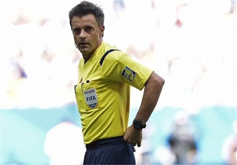 نیکلا ریتزولی دیدار فینال جام جهانی را قضاوت می نماید