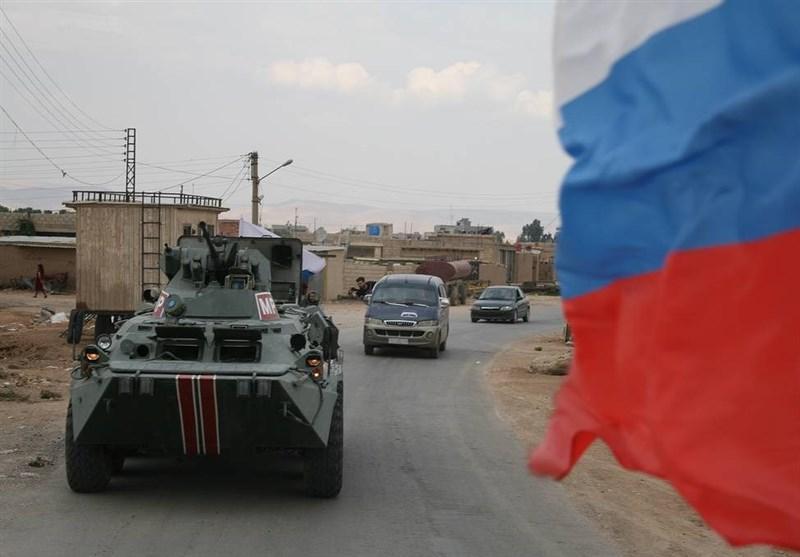 گسترش مناطق گشت زنی واحدهای پلیس نظامی روسیه در مرز سوریه-ترکیه