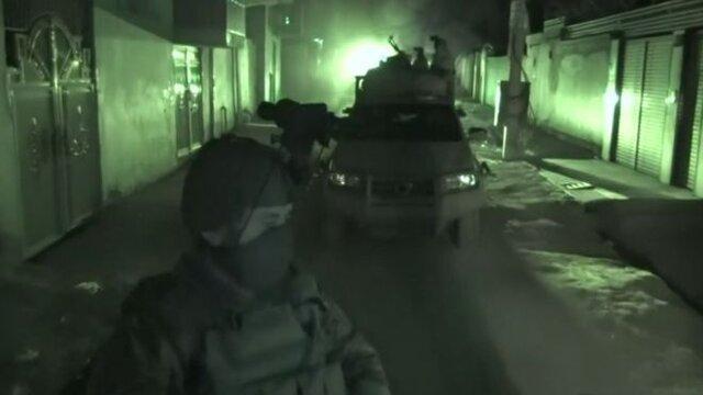 شبه نظامیان افغان تحت حمایت سیا مرتکب جرایم جنگی شده اند