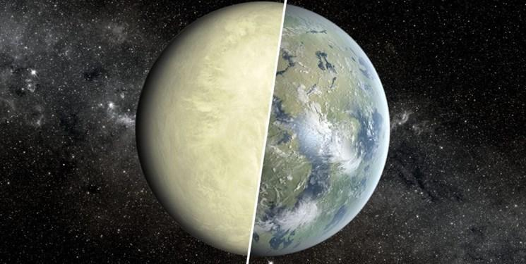 ابرهای سیارات برای نخستین بار کشف می گردد