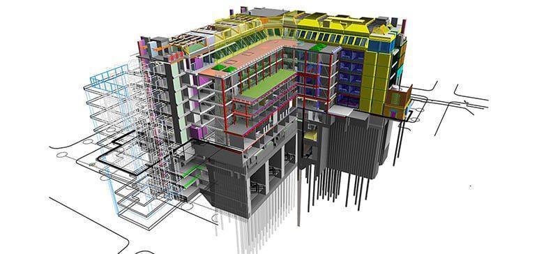 بیم BIM، مدل سازی اطلاعات ساختمان