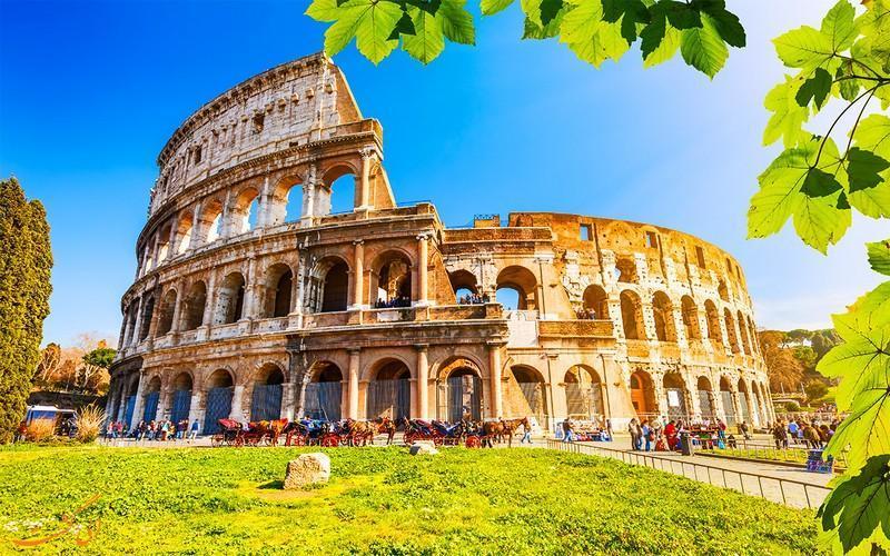 تزریق 14 میلیارد یورو به اقتصاد ایتالیا بواسطه صنعت گردشگری !