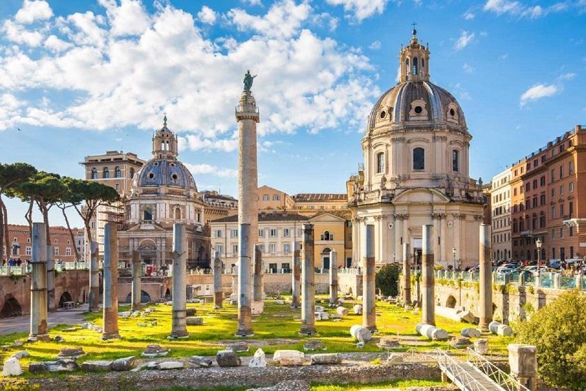 وضع قوانین جدید گردشگری در رم