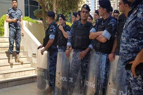 ورود نیروهای ضد شورش به مقابل منزل حسان دیاب