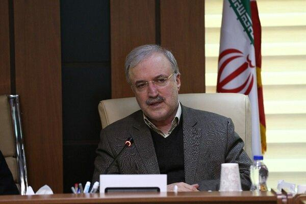 نمکی: 70 دانشجوی ایرانی از چین به ایران بازگردانده می شوند