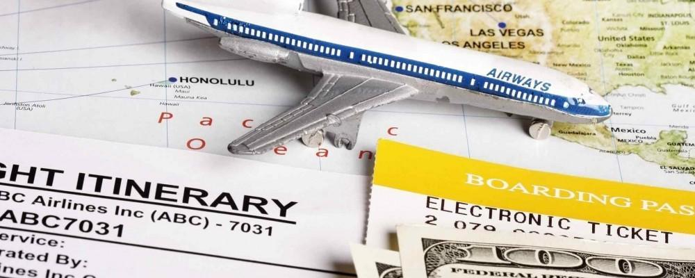 سقوط نرخ بلیط های چارتری در پی کاهش تقاضای سفر