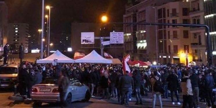 تظاهرات در لبنان ، 47 نیروی امنیتی زخمی و 59 آشوبگر بازداشت شدند