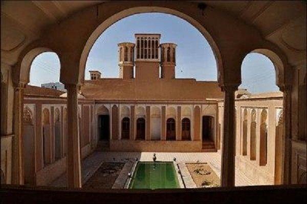 خانه مبشر مقدم یزد ثبت ملی شد