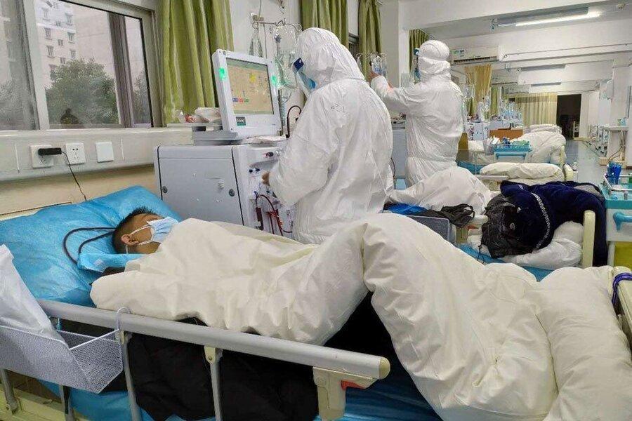 اولین بیمار مبتلا به کورونا ویروس جدید از بیمارستان مرخص شد