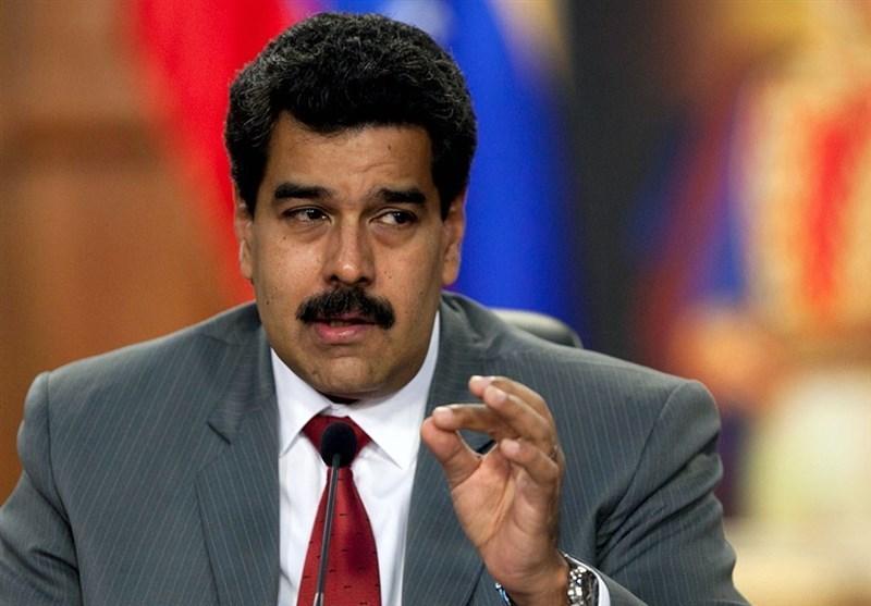 پیشنهاد مادورو برای از سرگیری روابط کنسولی با کلمبیا