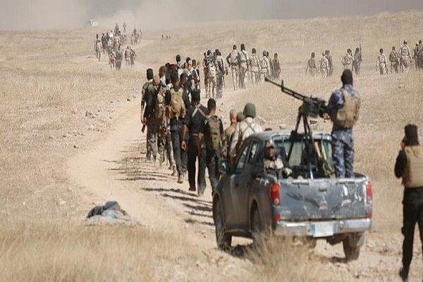 حشد شعبی یورش داعش به الأنبار را خنثی کرد