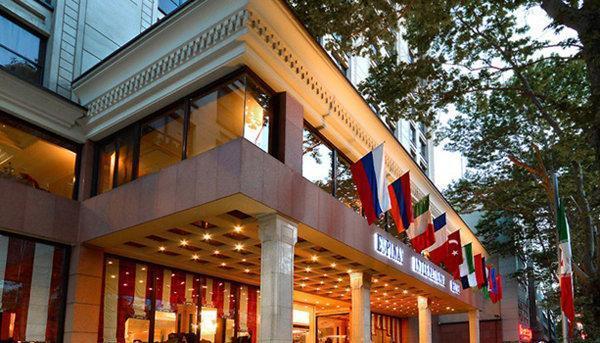 هتل چهار ستاره و پارک آبی یاسوج با 35 درصد پیشرفت فیزیکی