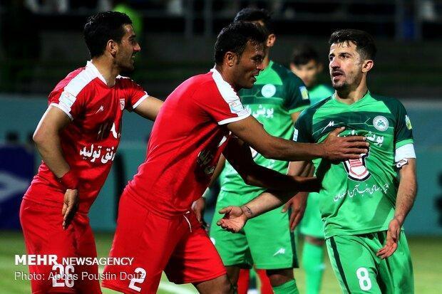 رد شکایت ذوب آهن از تراکتور از سوی کمیته مشخص شرایط فوتبال