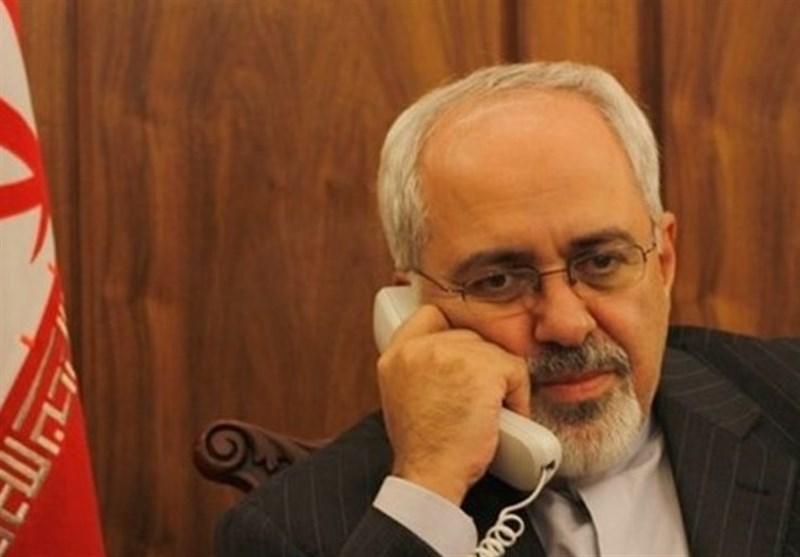 گفتگوی تلفنی ظریف و وزیر خارجه ازبکستان