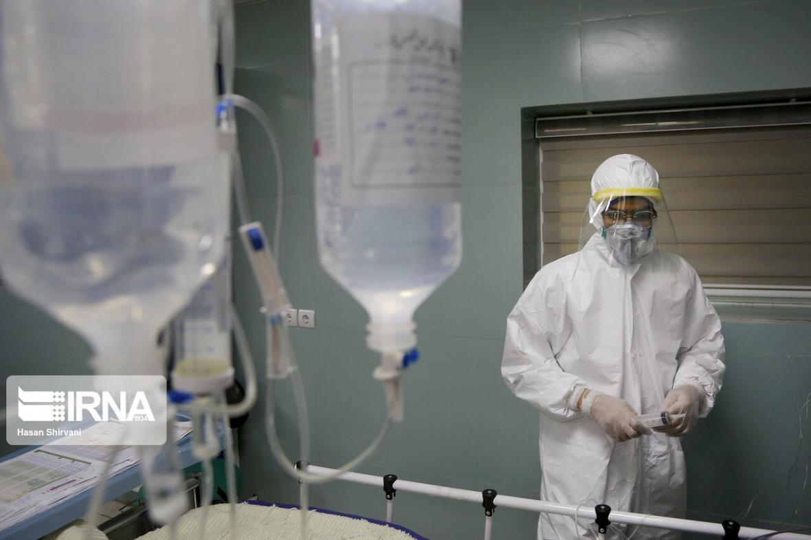 خبرنگاران بستری 81 بیمار با علایم حاد تنفسی در بیمارستان طالقانی آبادان