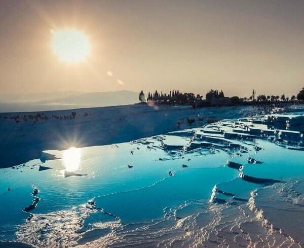 هیراپولیس دنیزلی ترکیه
