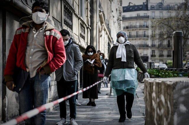 اقدامات ضدکروناییِ شهردار پاریس، تجهیز ایستگاه ها به ژل و احتمال اجباری شدنِ ماسک