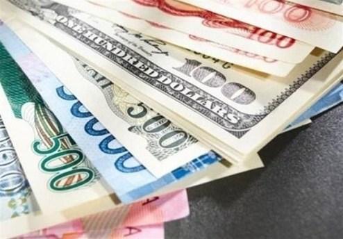 نرخ رسمی انواع ارز، قیمت یورو افت کرد