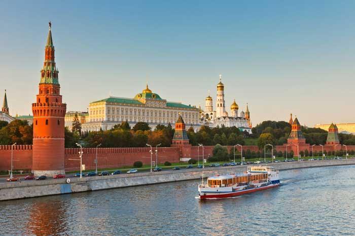 جاذبه های توریستی مسکو
