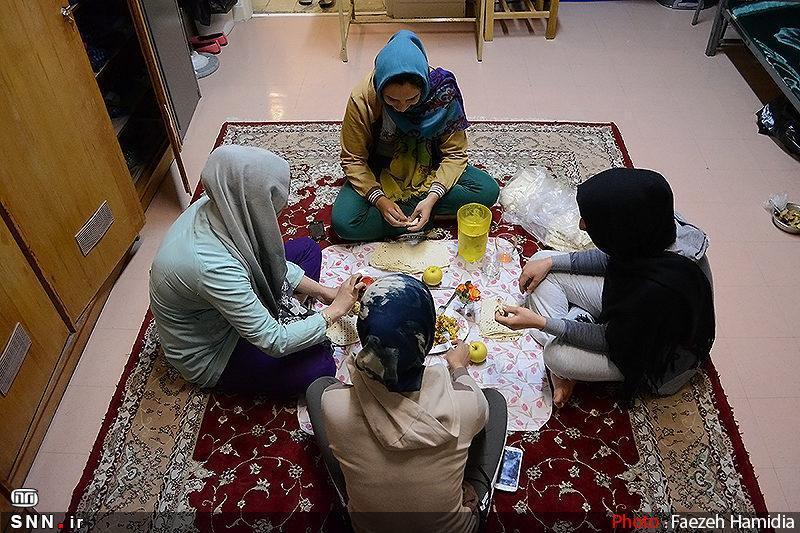 توضیحات رئیس دانشکده فنی و حرفه ای دختران شیراز درباره معدوم سازی مواد غذایی بعضی از دانشجویان