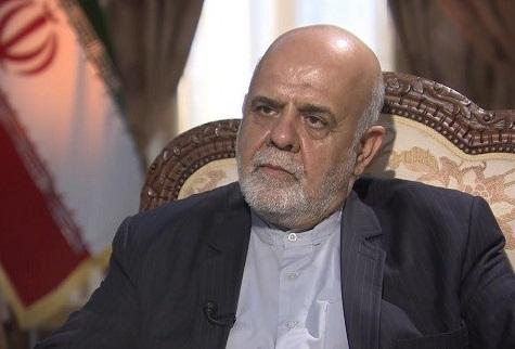 سفیر ایران به نخست وزیر جدید عراق تبریک گفت