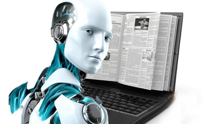 روبات های خبرنگار در مایکروسافت