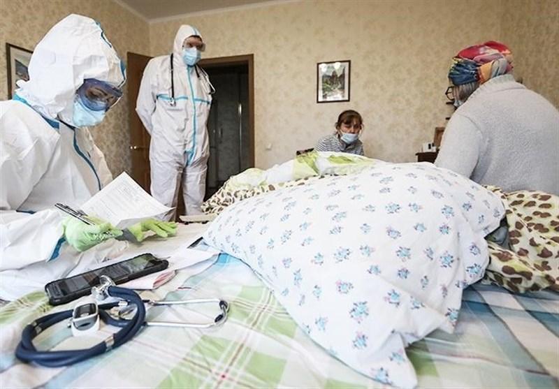 میزان آلودگی به کرونا در مسکو 30 درصد کاهش یافته است