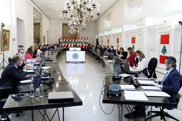 جلسه ویژه کابینه لبنان برای آنالیز تبعات فاجعه بندر بیروت