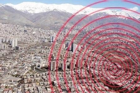 زمین لرزه در بوشهر و فارس