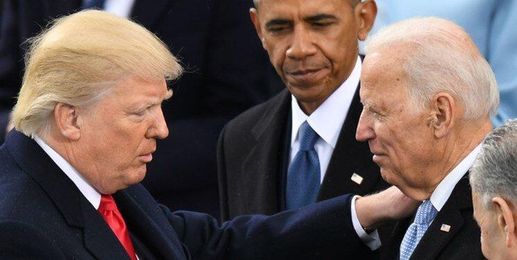 واکنش ترامپ به رسمی شدن نامزدی بایدن: او خوابالو است اگر رئیس جمهور گردد چین آمریکا را صاحب می گردد!