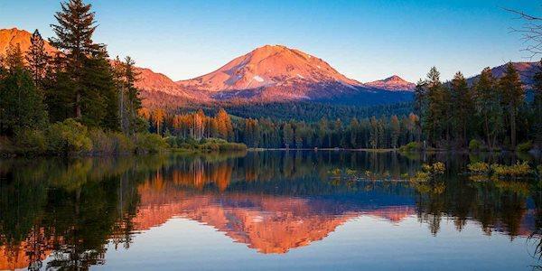 پارک ملی آتشفشانی لاسن؛ دیدنی طبیعی در کالیفرنیا