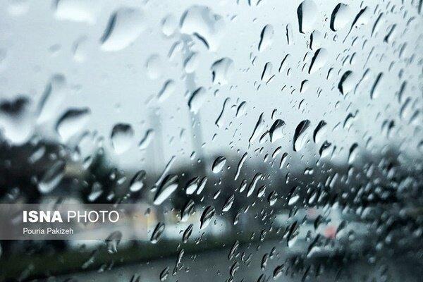آغاز هفته بارانی در گیلان، کاهش 4 تا 8 درجه ای دما