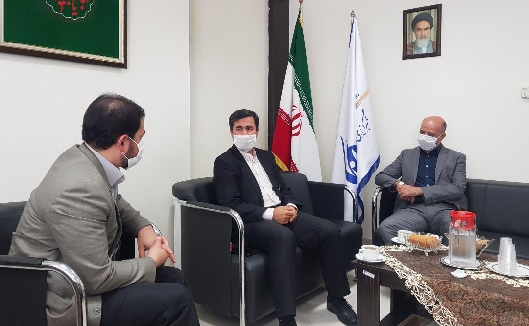 جلسه هم افزایی ورزش دانشگاهی وزارت علوم و دانشگاه آزاد اسلامی برگزار گردید