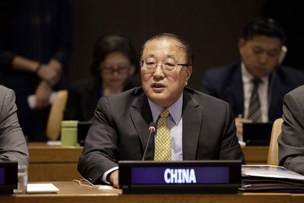توصیه چین به آمریکا در خصوص کرونا