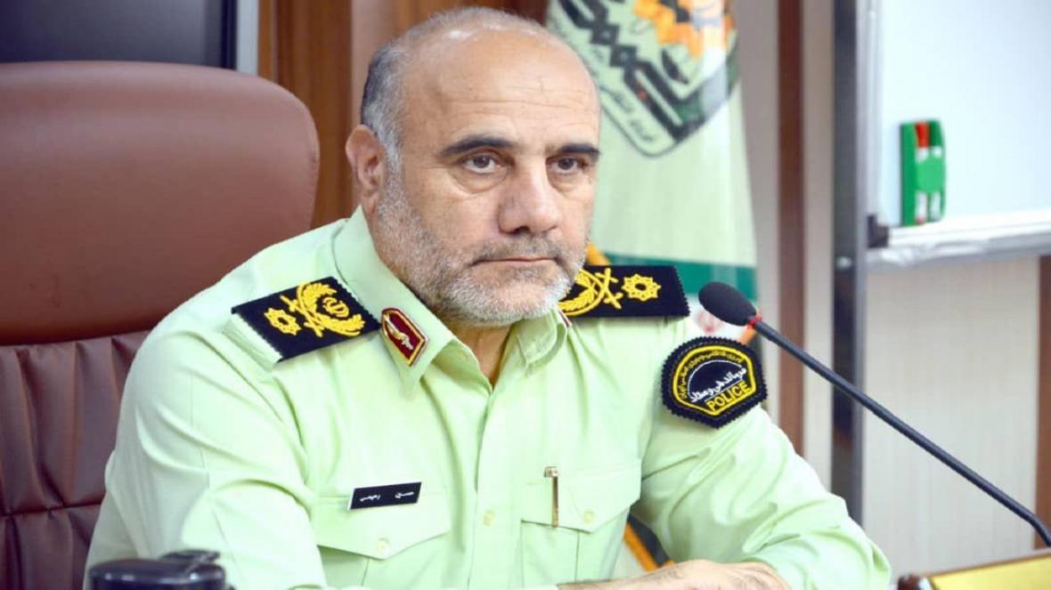 تلاش پلیس پایتخت برای رعایت بهداشت شهروندان در مراکز انتظامی