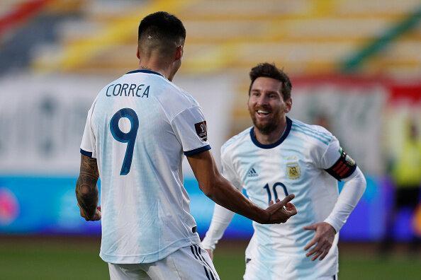 آرژانتین پس از 15 سال در بولیوی پیروز شد