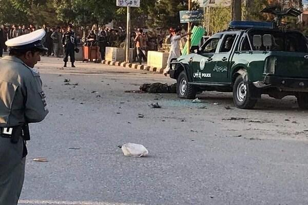 انفجار بمب در ولایت هلمند 5 کشته برجای گذاشت