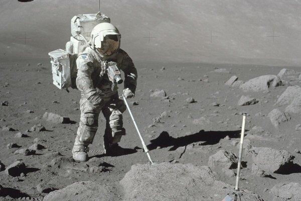 فراوری لباس فضانوردی مقاوم به مواد رادیواکتیو ماه