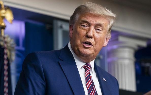 ترامپ: امکان ندارد بایدن 80 میلیون رأی آورده باشد