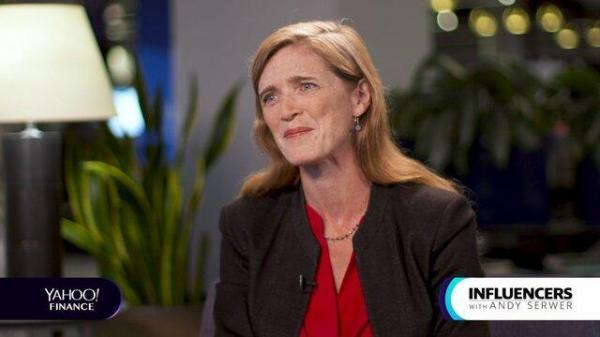 آکسیوس: بایدن، سامانتا پاور را برای ریاست آژانس توسعه بینالمللی در نظر دارد