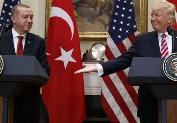 مقام ترک: ترکیه انتظار دارد آمریکا فوری از تصمیم اشتباه خود برگردد