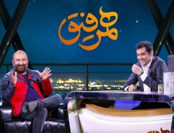 مهران احمدی، مهمان شهاب حسینی در همرفیق خواهد شد